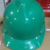 Helm Proyek TS Hijau