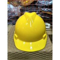 Helm Proyek MSA Kuning