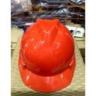 Helm Proyek MSA Merah 1