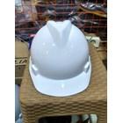 Helm Proyek MSA Putih 1