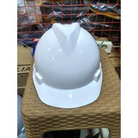 Helm Proyek MSA Putih