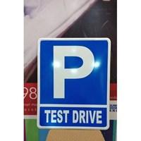 Ramu Lalu Lintas Parkir Test Driver
