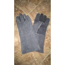 Welding Gloves Grey