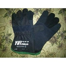 Glove Combination Anti Spater