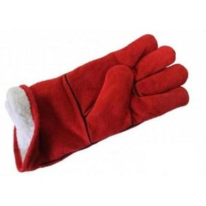 Red Welding Gloves