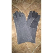 Safety Gloves Las Grey