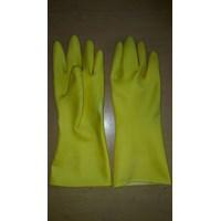 Sarung Tangan Karet 12 inch Warna Kuning 1