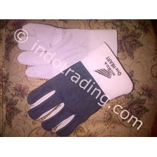 Fitter Brick Suede Gloves Kwb