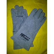 Black Welding Glove Sakura 14 inch