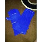 Sarung Tangan Las Biru 1
