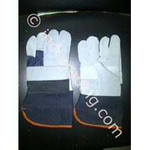 Combination Leather Glove
