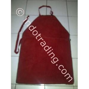 Appron Las Kulit Merah