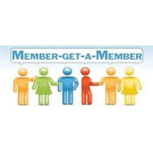 Member get Member program HWI