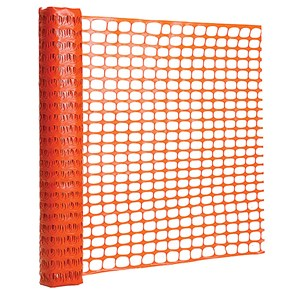 Dari Orange Safety Barrier Mesh  0