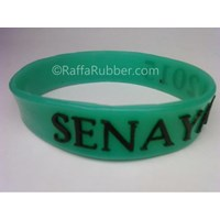 Jual Gelang Karet Glow In The Dark (1) 2