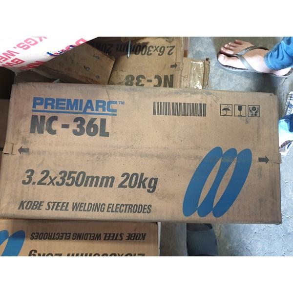 Kawat Las NC-36 AWS E316-16 2.6mm