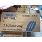 NC 38L AWS E308L-16 2.6 mm  1