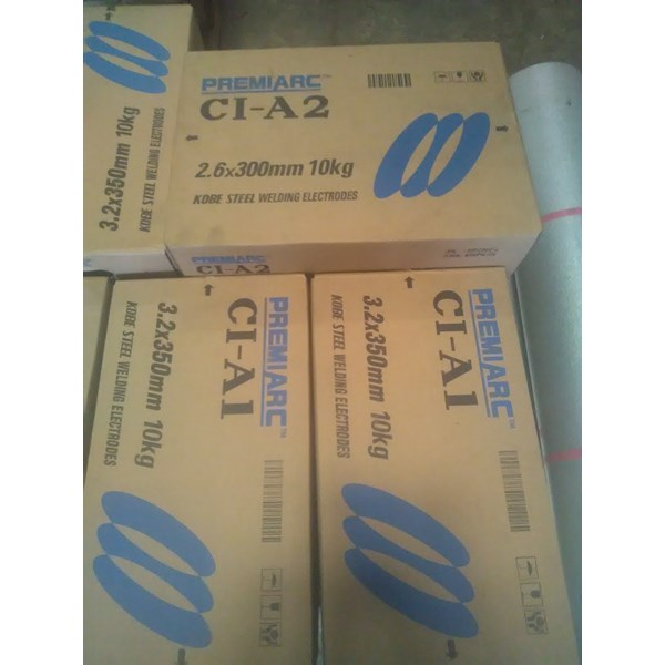 Kawat las CIA - 1 3.2 mm AWS ENi-CI CAST IRON