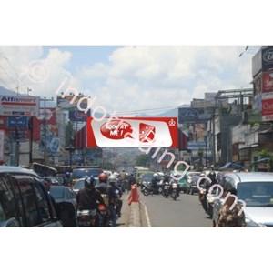Sewa Billboard Reklame Bando (Space Billboard) Jl. Ahmad Yani ( Depan Apartment Gateway ) Bandung Ukuran 4X12 M 2 Muka Horizonta By CV. Sms Advertising