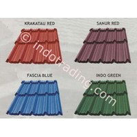 Jual Genteng Metal colour 2