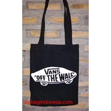 Tote bag Canvas VANS