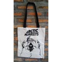 Jual tote bag : ARCTIC MONKEY
