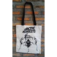 tote bag : ARCTIC MONKEY