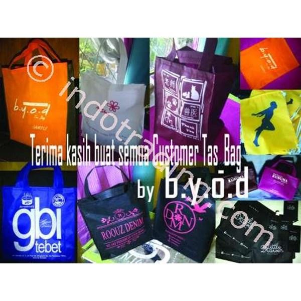 Goodie Bag Spunbond Berbagai Model