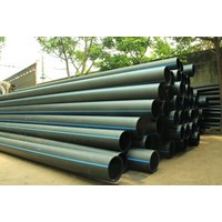 HDPE pipe connection