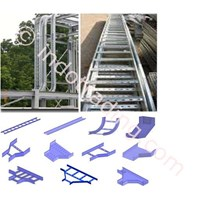 Beli Agen Kabel Ladder kabel tray  4