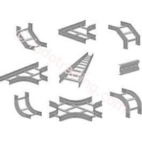 Distributor Agen Kabel Ladder kabel tray  3