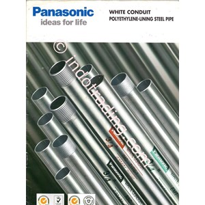 Pipa Besi Conduit Panasonic