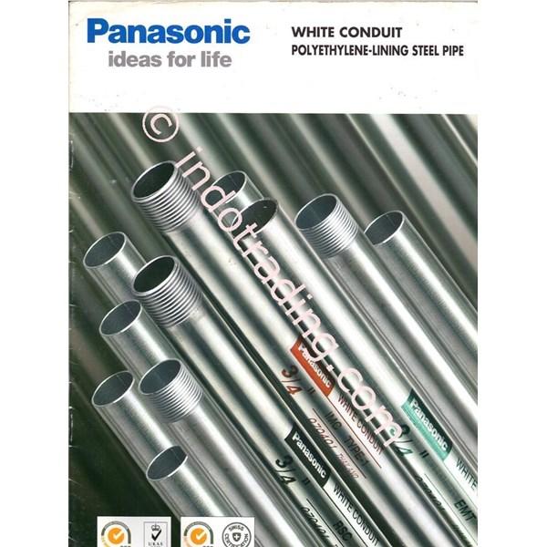 Pipa Besi Conduit Panasonic