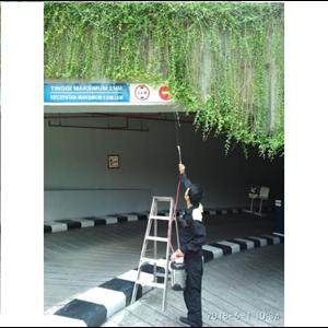 JASA PERAWATAN TAMAN DI HOTEL By Jaya Utama Santikah
