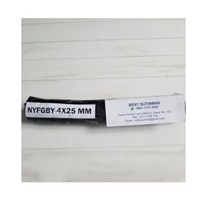 Dari Kabel NYFGBY 4x25 SPLN SNI LMK 0