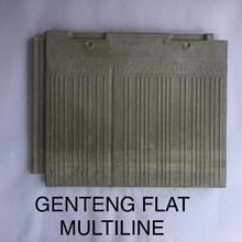 Genteng Flat Multiline