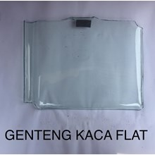 Genteng Kaca Flat