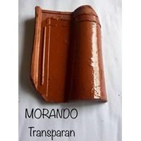 Genteng Keramik Morando Transparan