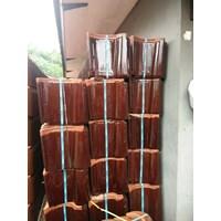 Genteng Keramik KIA Coco Brown KW 1