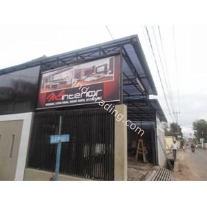 Plang Toko Perusahaan Interior By CV. Cerah Communication