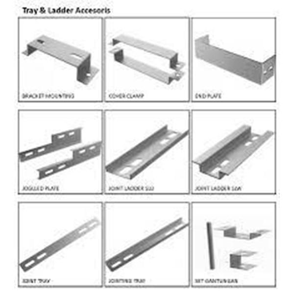 Pemasangan Kabel Tray atau Ladder