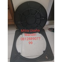 Distributor Manhole cover cast iron 3