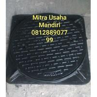 Manhole Cover Besi / Tutup Bak Kontrol