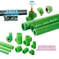 Pipa Ppr Wavin Tigris Green Murah 5