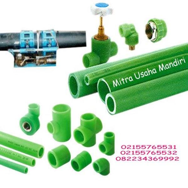 Pipa Ppr Wavin Tigris Green