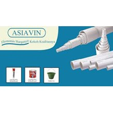 PVC pipe Asiavin