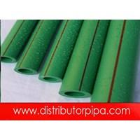 Distributor Daftar Harga Pipa PPR Wavin Tigris Green 3