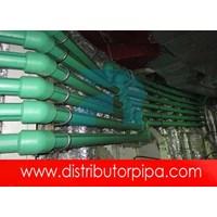 Beli Daftar Harga Pipa PPR Wavin Tigris Green 4