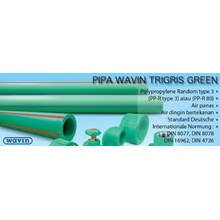 List Price PPR Wavin Tigris Green