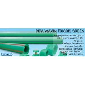 Sell List Price PPR Wavin Tigris Green from Indonesia by Mitra Usaha  Mandiri Tangerang,Cheap Price